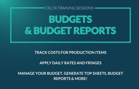 thumbnail recording budget